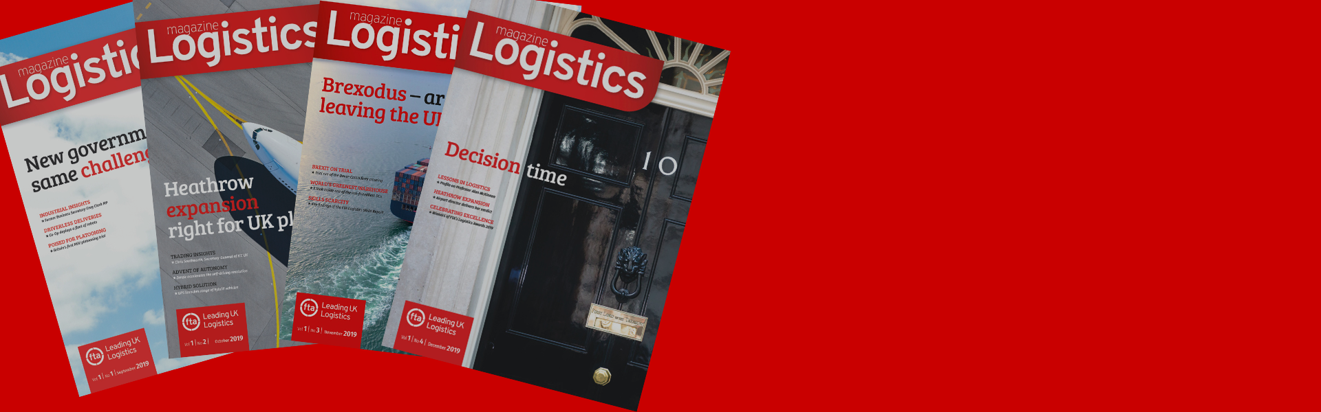 FTA Represents & Supports The Freight & Logistics Sector