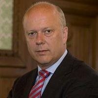 Chris  Grayling MP