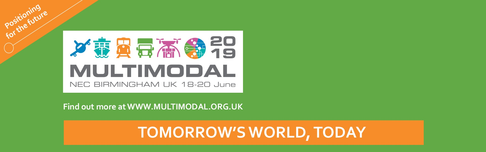 FTA supports MULTIMODAL 2019