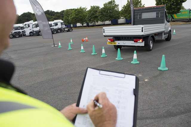 FTA starts annual search for country's best van drivers