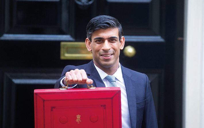 Logistics UK's response to today's CSR statement made by Chancellor Rishi Sunak MP