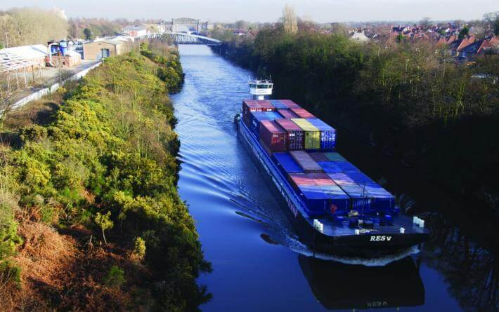 Unlock the potential of waterways with Freight by Water 2018