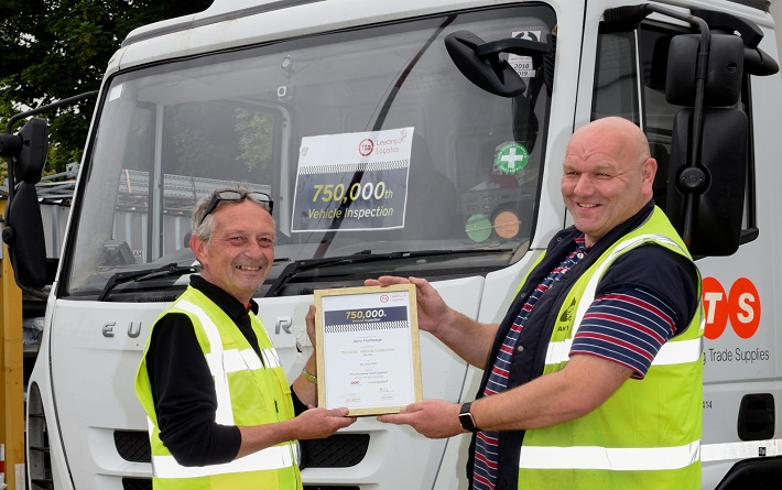 FTA completes 750,000 vehicle inspections