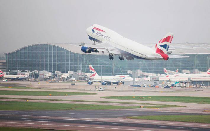 Push ahead on Heathrow Airport expansion for the sake of post-Brexit trade, says FTA